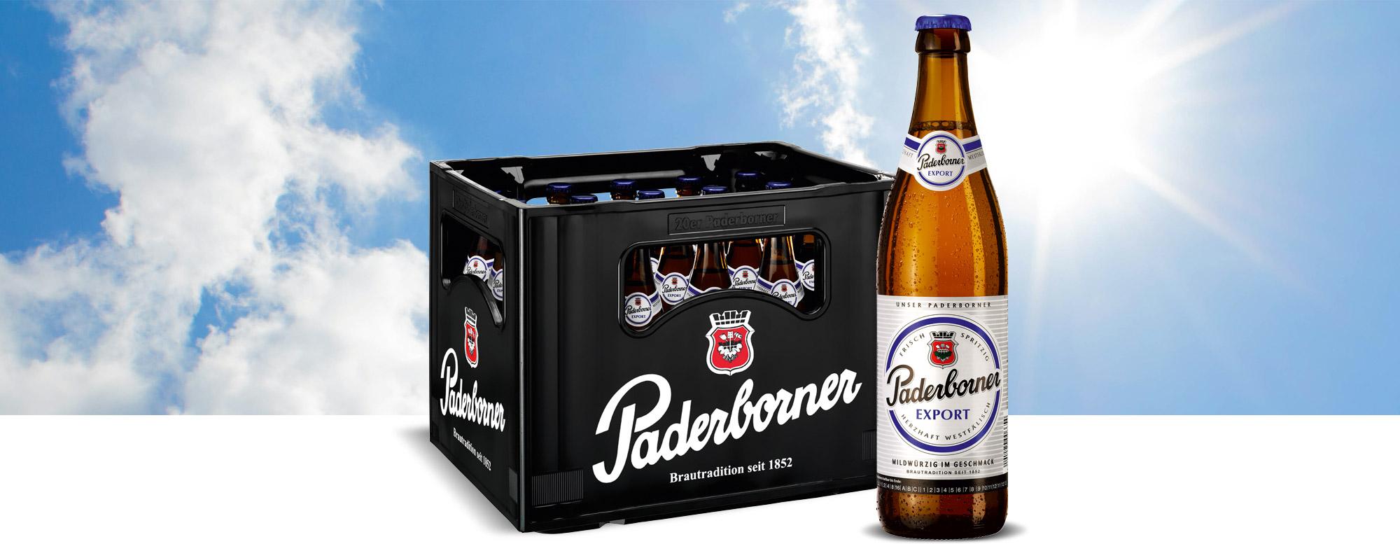 Paderborner Export Gebinde