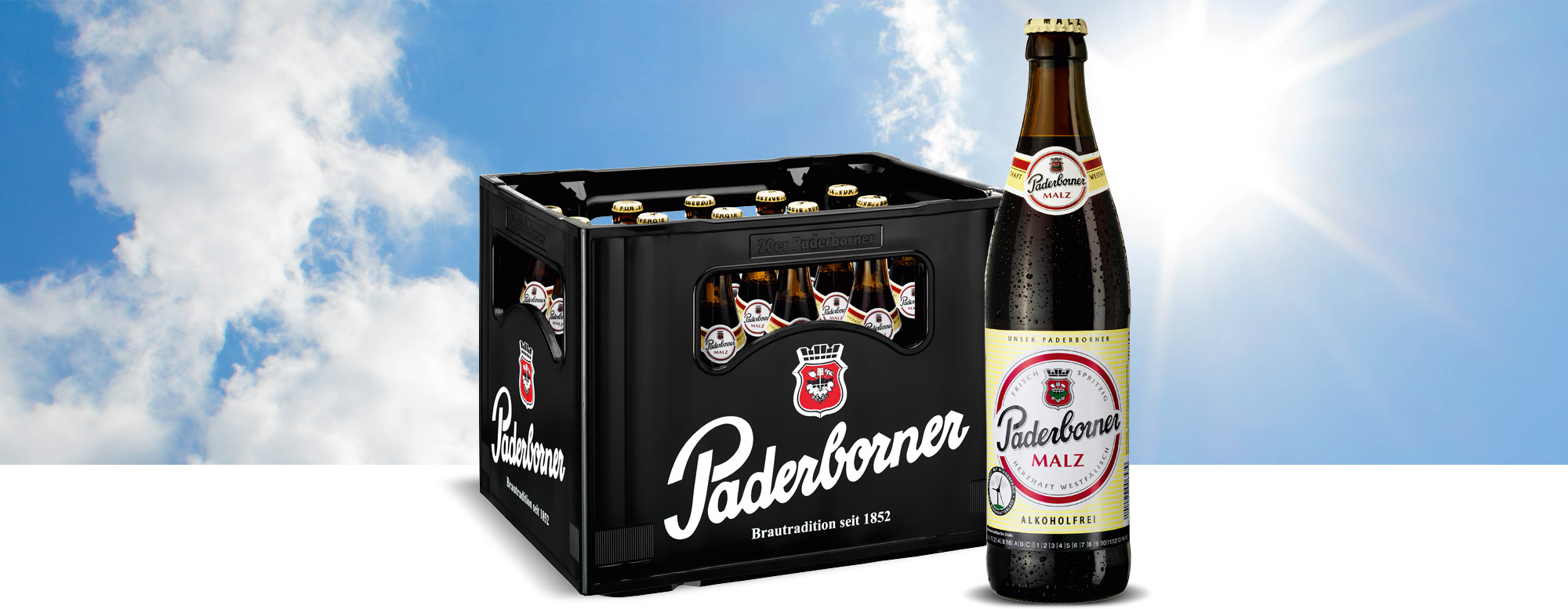 Paderborner Malz Gebinde