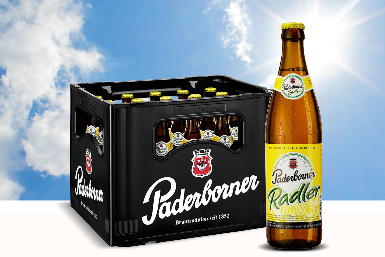 Paderborner Radler Gebinde