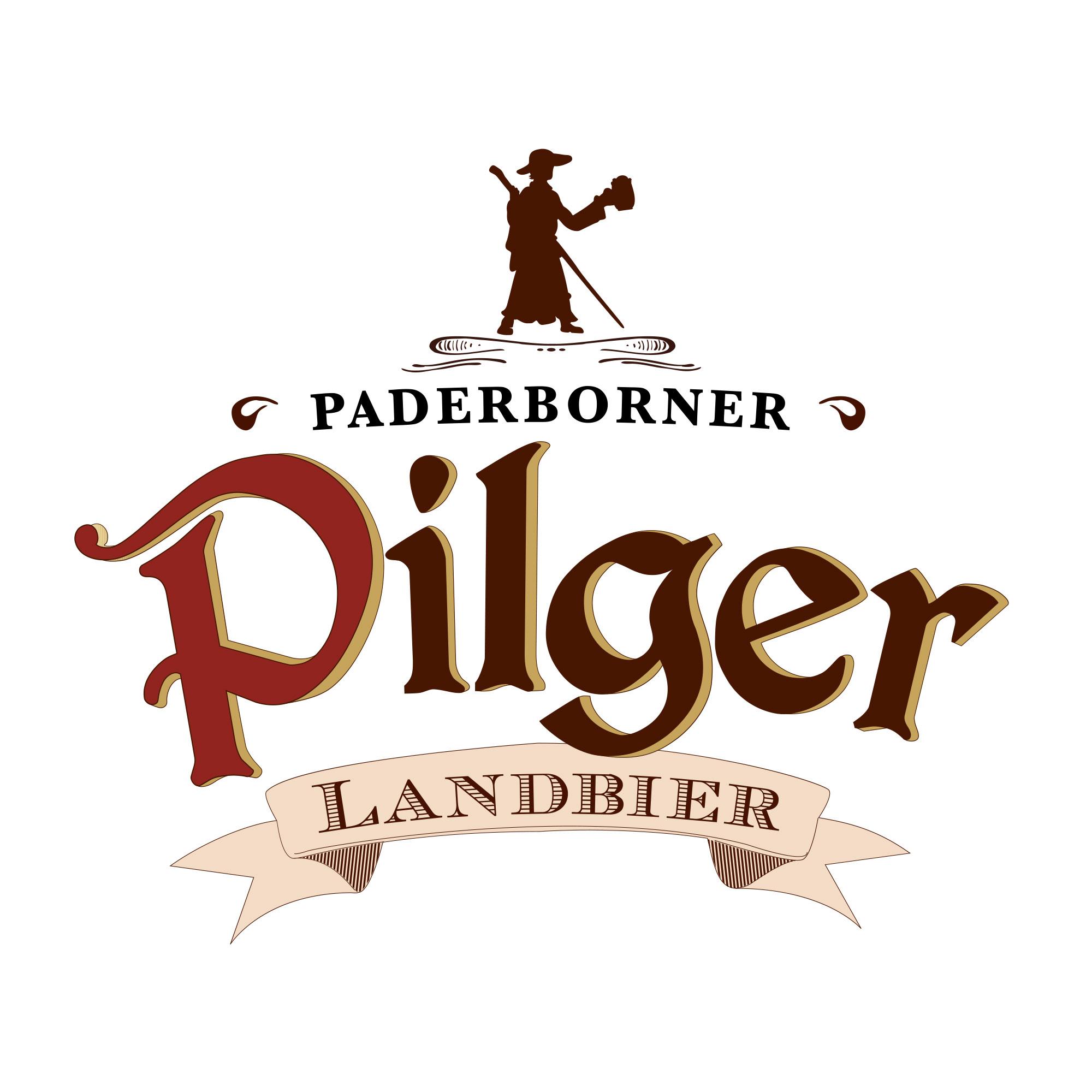 Logo Paderborner Pilger Landbier