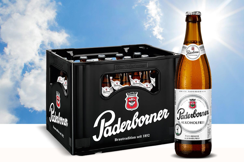 Paderborner Alkoholfrei Gebinde