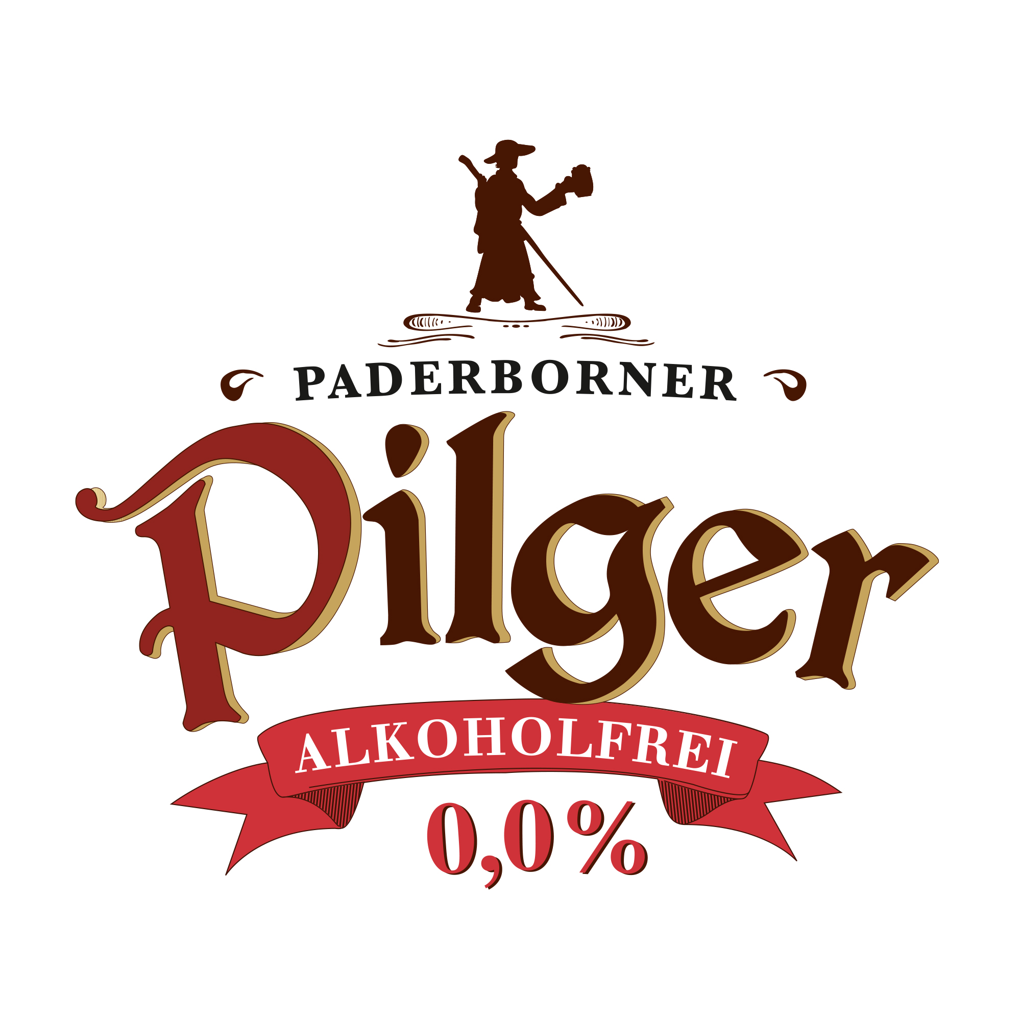 Logo Paderborner Pilger Alkoholfrei