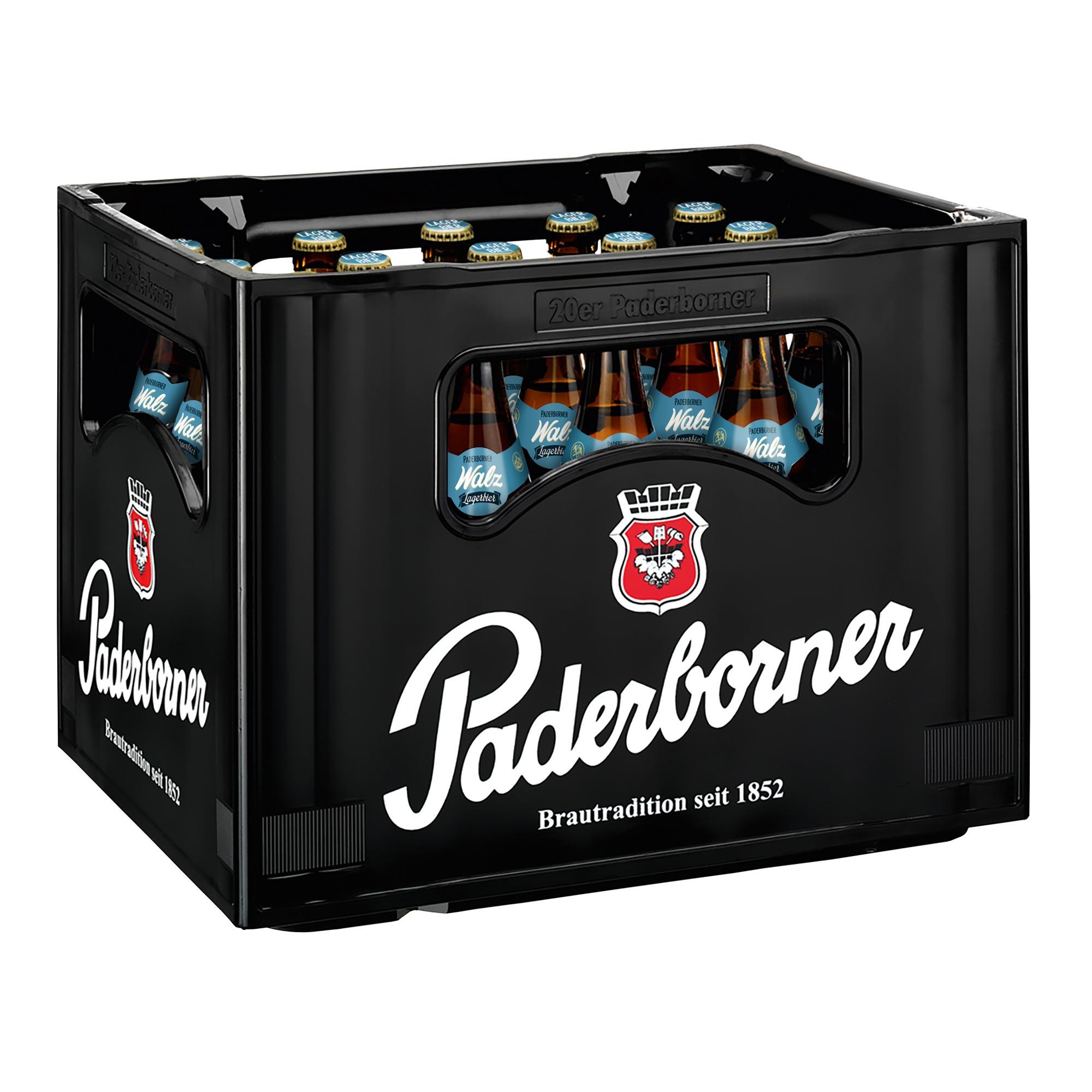 Produktabbildung Paderborner Walz Kasten 20 x 0,5 l